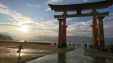 日本:嚴島神社